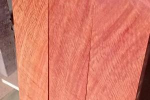 缅甸柚木地板坯料_花梨地板坯料_接单各种规格料