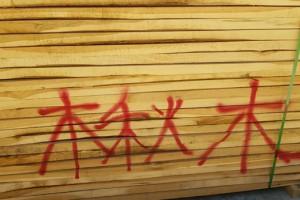 浙江进口楸木板材柞木板材加工定做