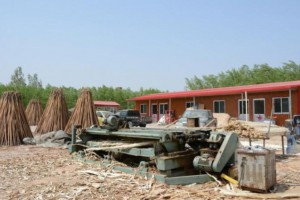 华安沙建镇9家木材加工