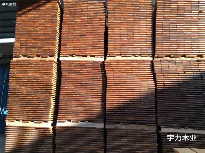 缅甸柚木地板基材厂家