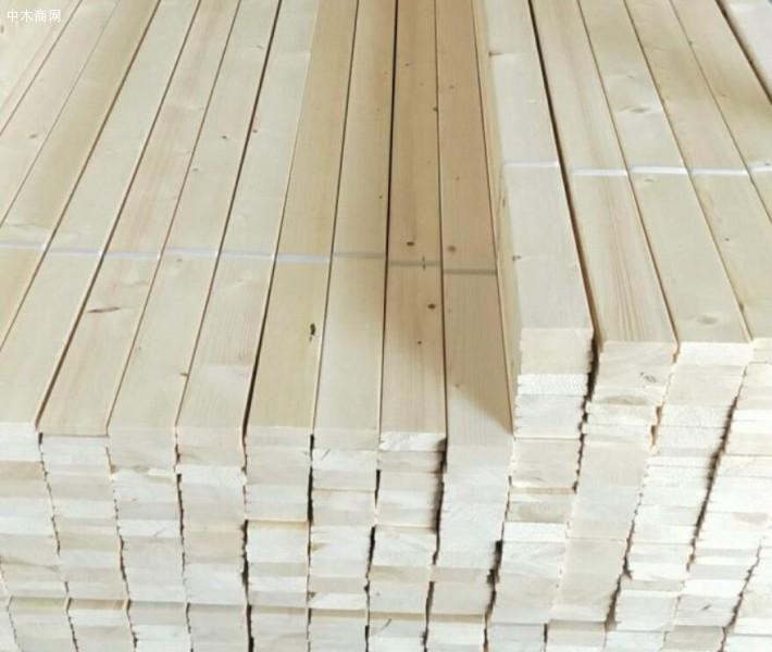 樟子松建筑木方最新报价
