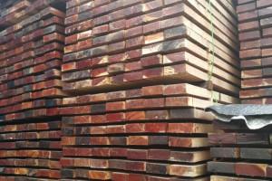 康帕斯户外地板板材(kempas),马来西亚甘巴豆室外防腐木5Cm/3Cm