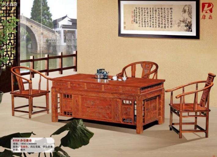 老榆木家具为何比新榆木家具的价格高出几倍