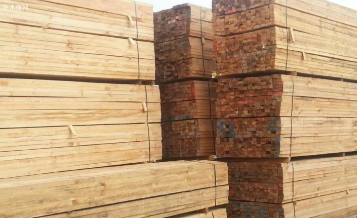 澳松建筑木方产品
