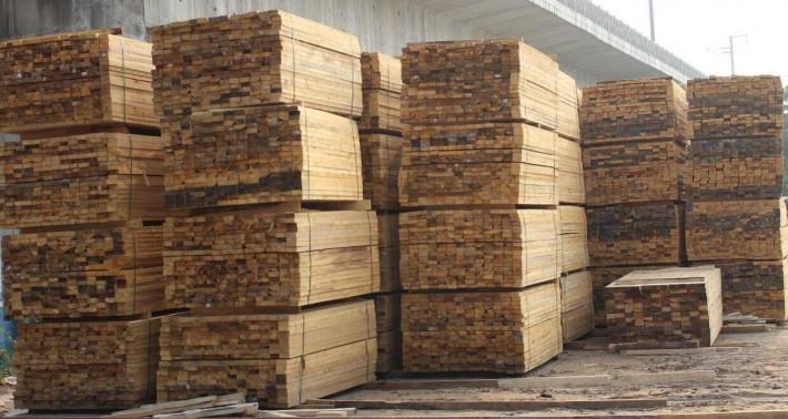建筑木方最新报价