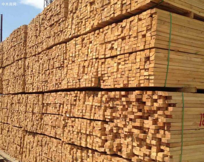 松木建筑木方在装修工程中主要是做木龙骨