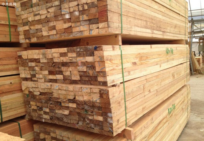 松木建筑木方的优点