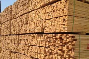 建筑工程上的松木方起什么作用?