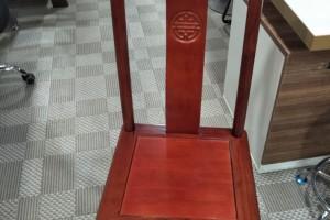 仿古椅,全梓木官帽椅