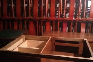 全梓木餐桌