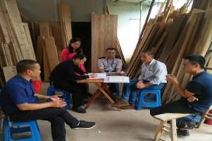 盗窃进口木材4万根 内蒙古警方3个月擒凶