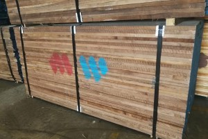 中美贸易战对双方木材产