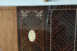 木皮拼花板