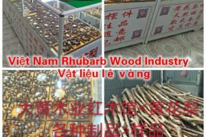 Việt Nam Rhubarb Wood Industry