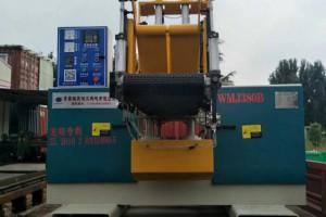 WMJ380B卧式带锯机