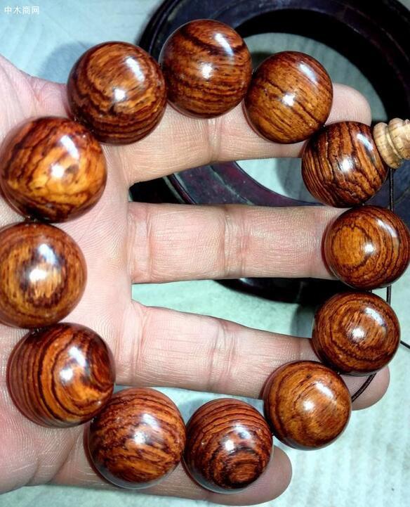 越南大黄木业红木馆手串品牌