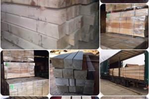 欧洲白橡方料板材批发