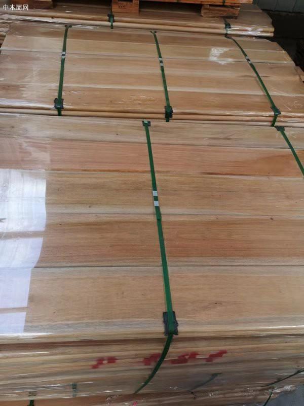 印尼桃花心木板材厂家今日最新报价