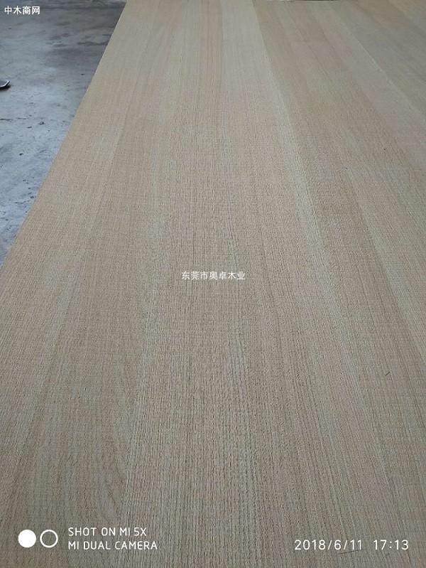 白橡锯齿纹木皮