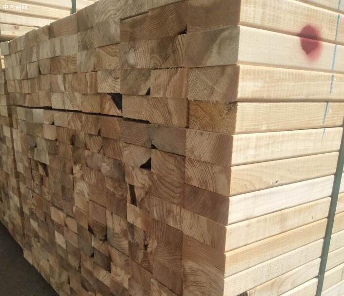 铁杉建筑木方最新报价