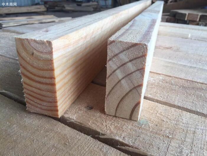 铁杉建筑木方非常适于再加工