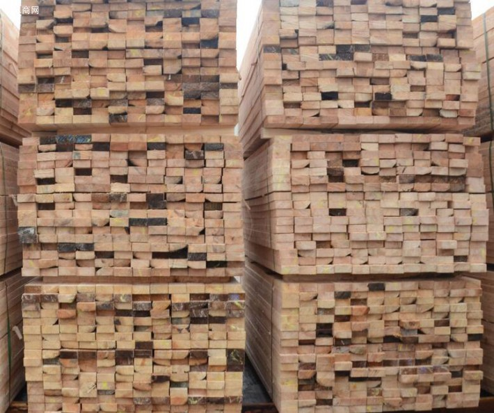 加勒比松建筑木方最新报价