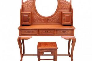红木梳妆台怎么样 红木梳妆台如何保养
