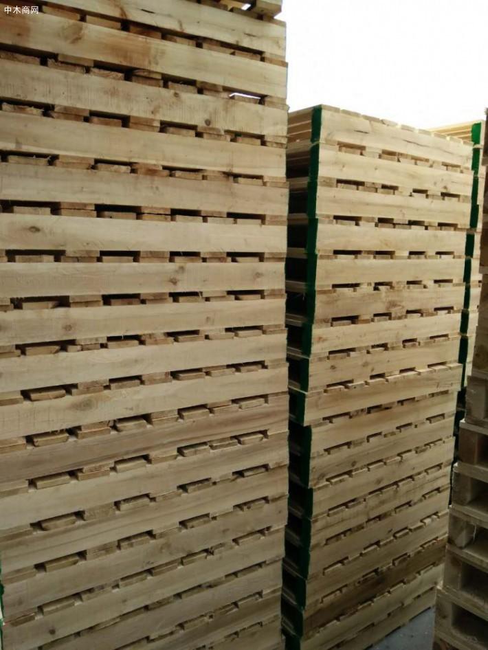 宜昌宇皇木业有限公司专业生产免熏蒸木托盘加工厂家
