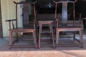 不要成千上万就能搞定新中式,一把椅子而已!
