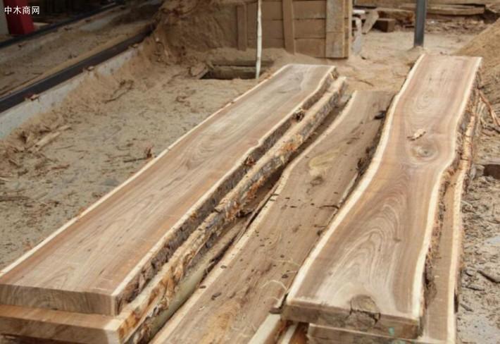 河南榆木烘干板材厂家优惠价