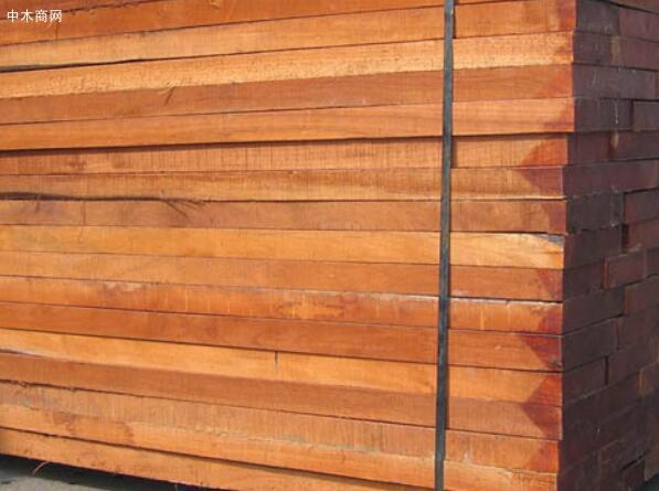 河南省漯河市临颍县建淼木业加工厂是红椿木烘干板材