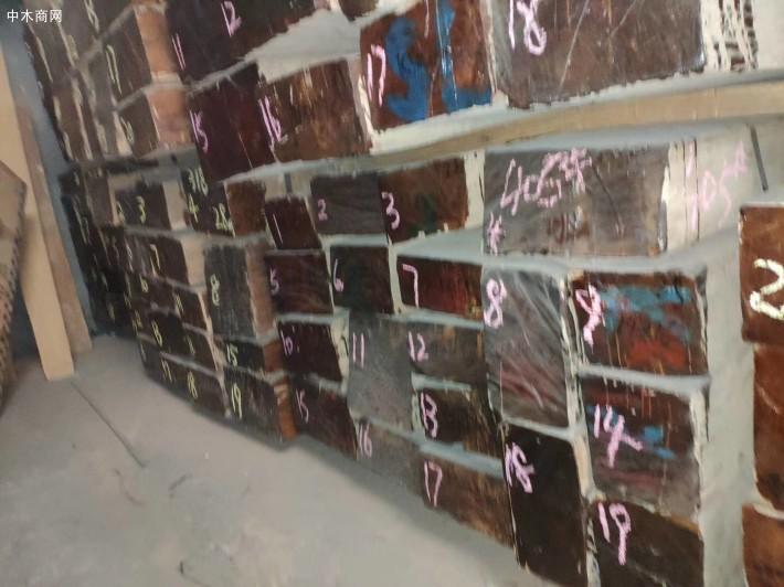 缅甸柚木板材收缩率小