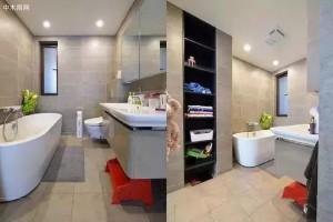 想要卫生间装修得漂亮、实用?
