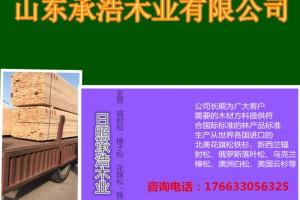 威海建筑木方批发价格