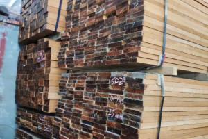 2017年平邑县木业企业实现产值36.9亿元