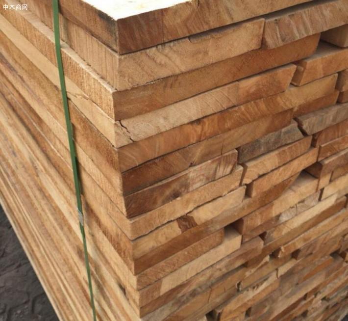 老榆木烘干板材价格图片