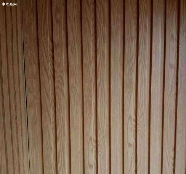 绿可生态木板材厂家今日最新报价