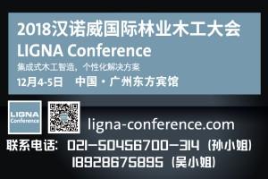 汉诺威国际林业木工大会LIGNA Conference中国站