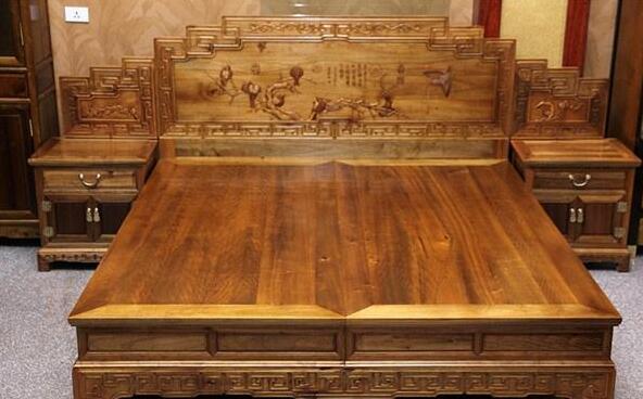 实木床怎么样