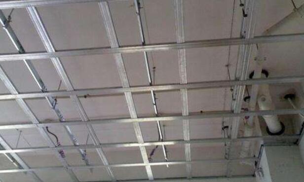 碳化木吊顶施工工艺步骤