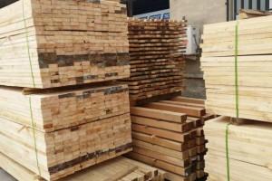 淄博花旗松建筑木方常用规格
