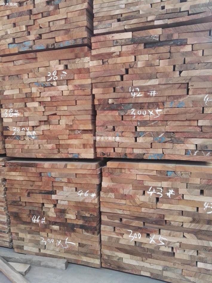 巴新胡桃木板材