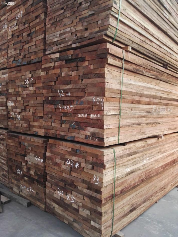 巴新胡桃木板材厂家