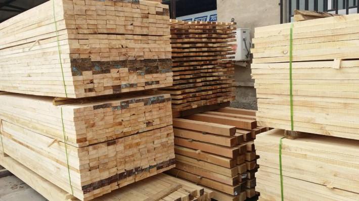 德州樟子松方木价格