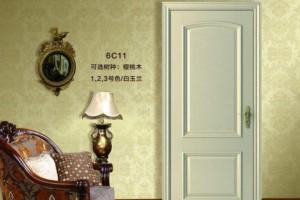 川广木业-隔断门