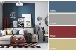 家具什么颜色的耐看?