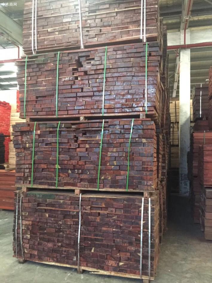 红花梨短料烘干材厂家