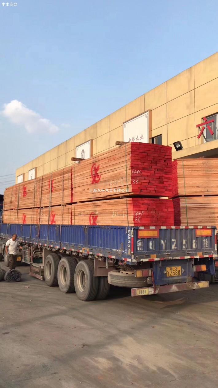 非洲材,非洲实木板材,长期大量现货供应奥古曼实木板