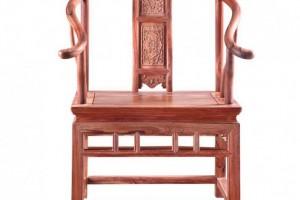 太师椅和圈椅的区别?