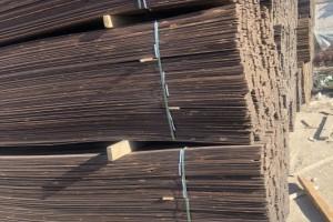 优质大量销售碳化木板材